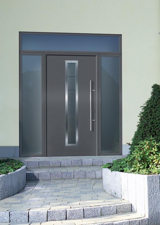 t ren leipzig haust ren aus aluminium von h rmann 5. Black Bedroom Furniture Sets. Home Design Ideas
